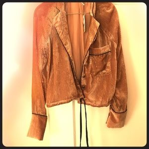 Free people jacket new with tags